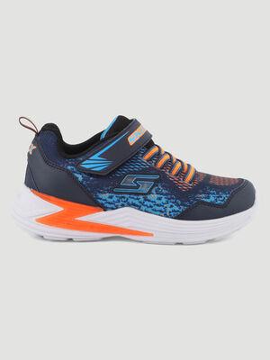 Runnings Skechers ERUPTERS bleu marine garcon