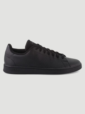 Tennis unies Adidas Advantage Base noir homme