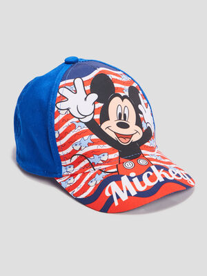 Casquette Mickey multicolore