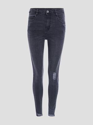 Jeans skinny Liberto noir femme