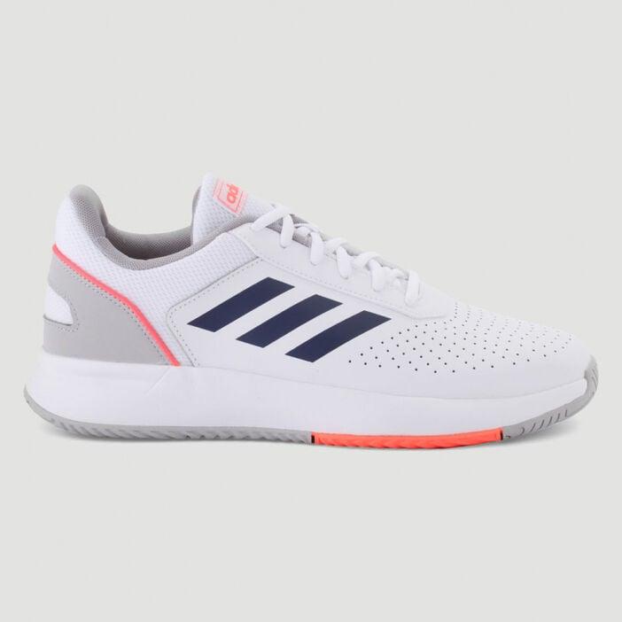 Runnings Adidas COURTSMASH homme blanc