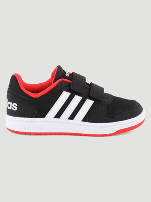 Tennis Adidas HOOPS 20 noir garcon