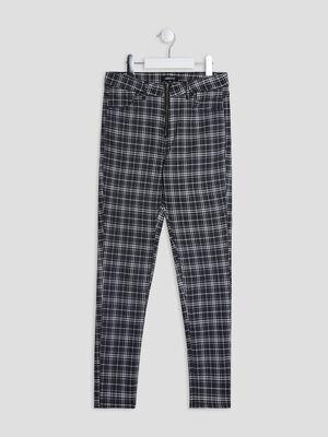 Pantalon droit Liberto noir fille
