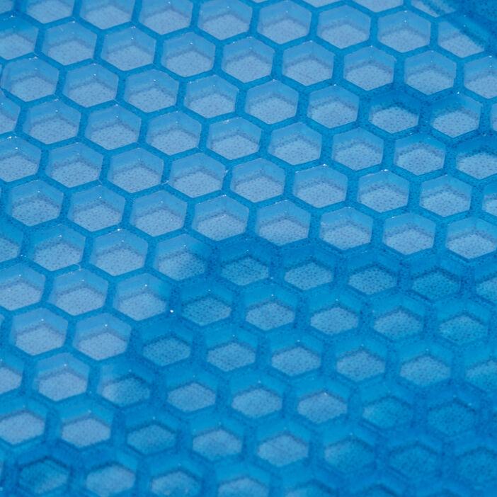 Semelles gel Tawata mixte bleu