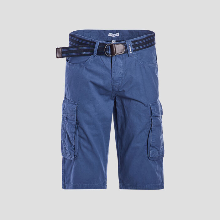Bermuda battle Creeks homme bleu