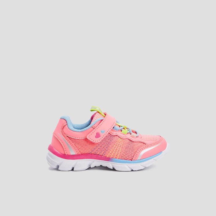 Runnings fille rose