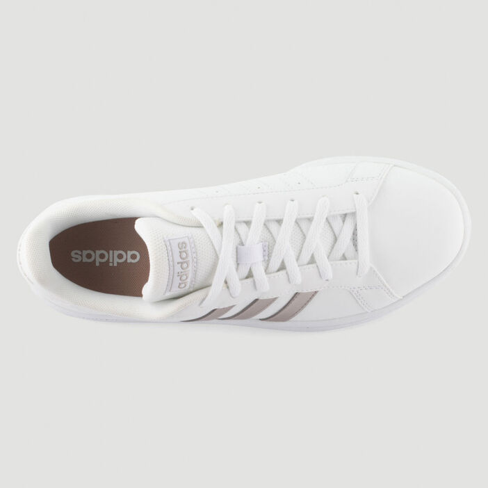 Tennis Adidas Grand Court Base femme blanc