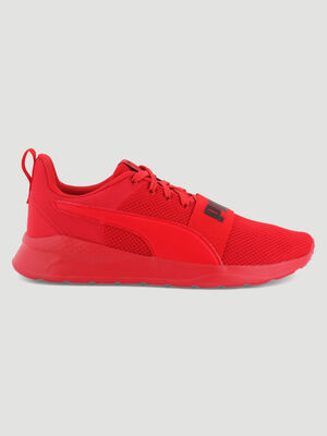 Runnings Puma ANZARUN rouge homme