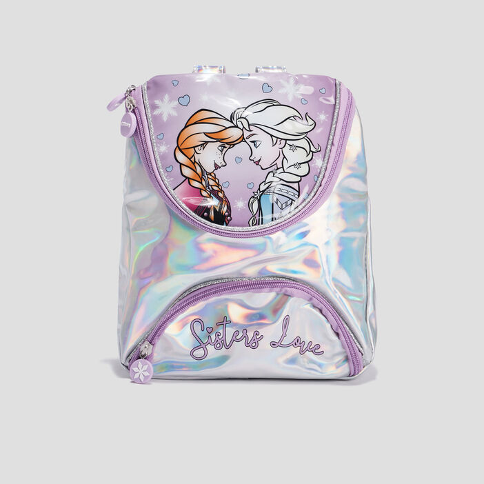 Sac à dos La Reine des Neiges fille multicolore