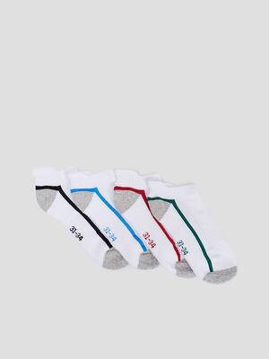 Socquettes blanc
