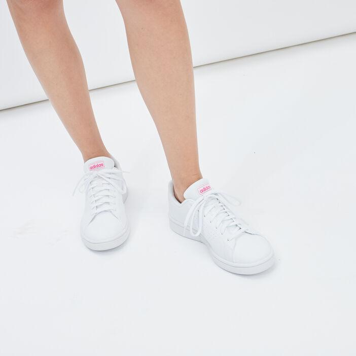 Tennis Adidas femme blanc