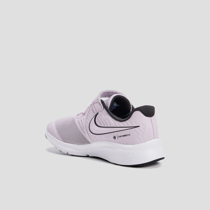 Runnings Nike garçon rose