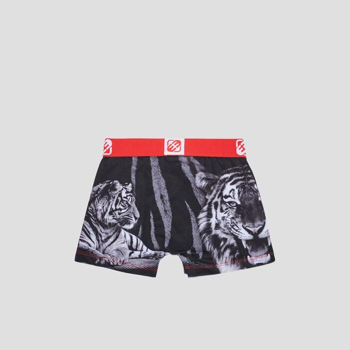 Boxer Freegun garçon rouge
