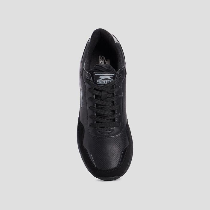 Baskets running Slazenger homme noir