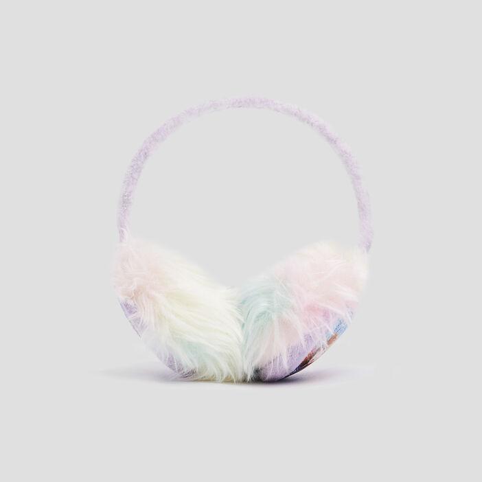 Cache-oreilles Disney fille bleu