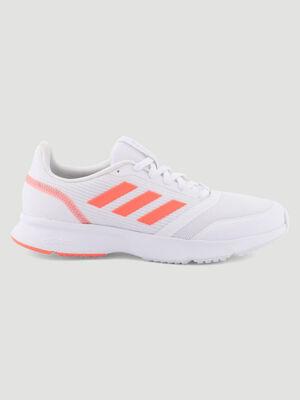 Runnings Adidas NOVA FLOW blanc femme