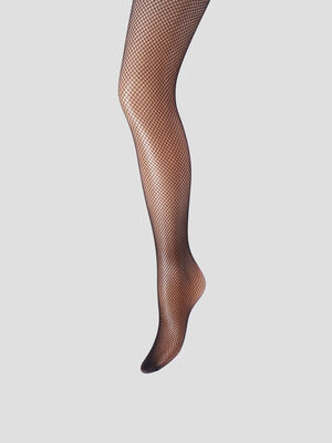 Collants resille noir