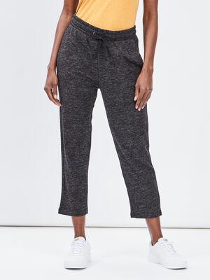 Pantalon jogging 78eme gris fonce femme