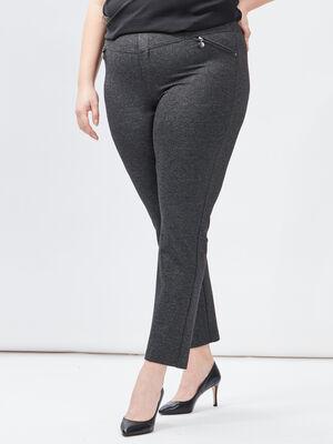 Pantalon gris fonce femmegt