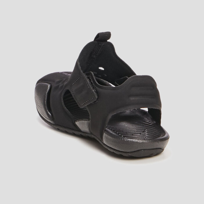 Sandales Nike fille noir