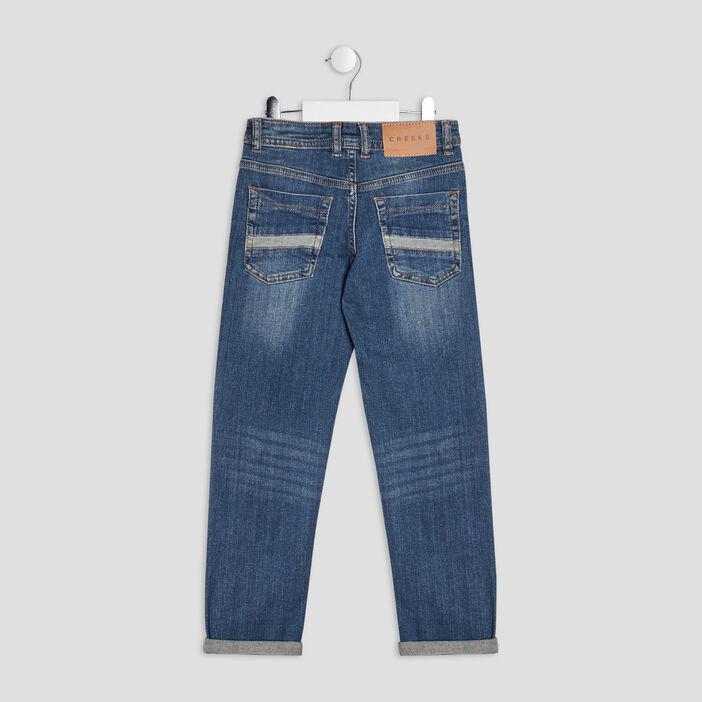 Jeans regular Creeks garçon denim stone