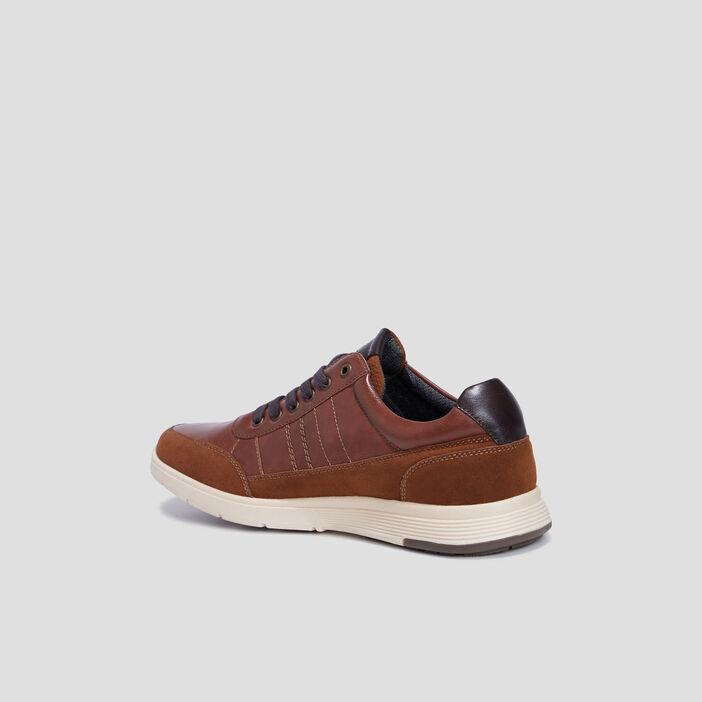 Sneakers Lee Cooper homme marron