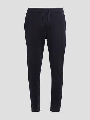 Pantalon de pyjama noir homme