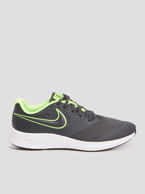 Runnings Nike gris garcon