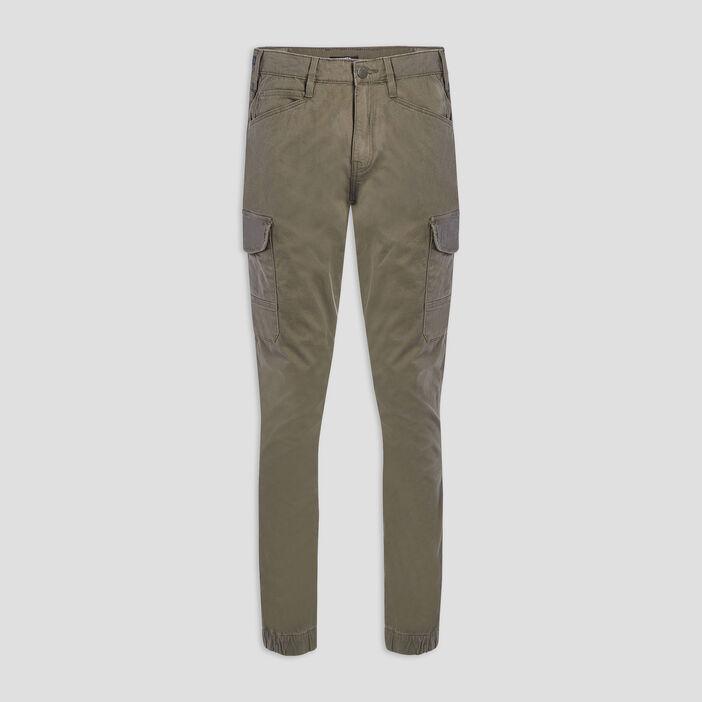 Pantalon battle homme vert kaki