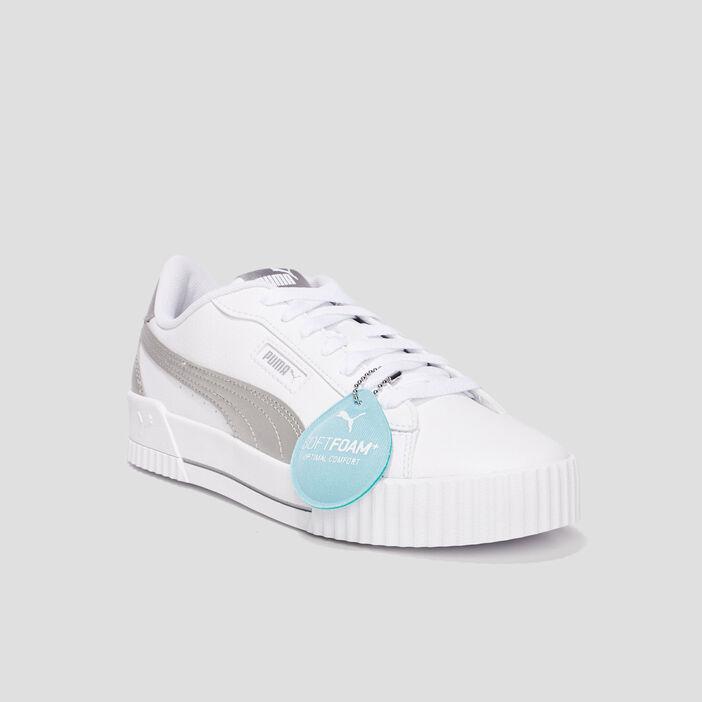 Tennis Puma femme blanc