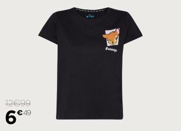 t-shirt 6€49