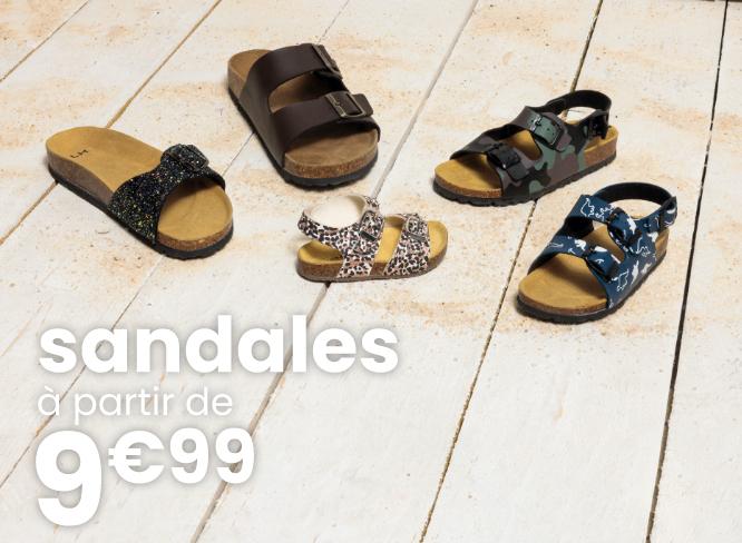chaussures, nouveautés, sandales, baskets, escarpins, derbies, ballerines