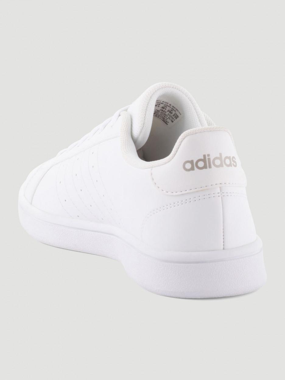 adidas grand court homme blanche