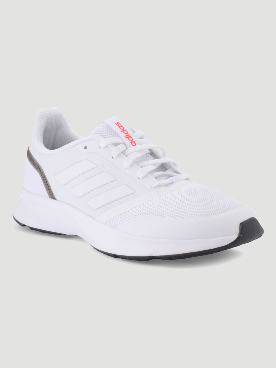 Runnings Adidas NOVA FLOW homme blanc   La Halle