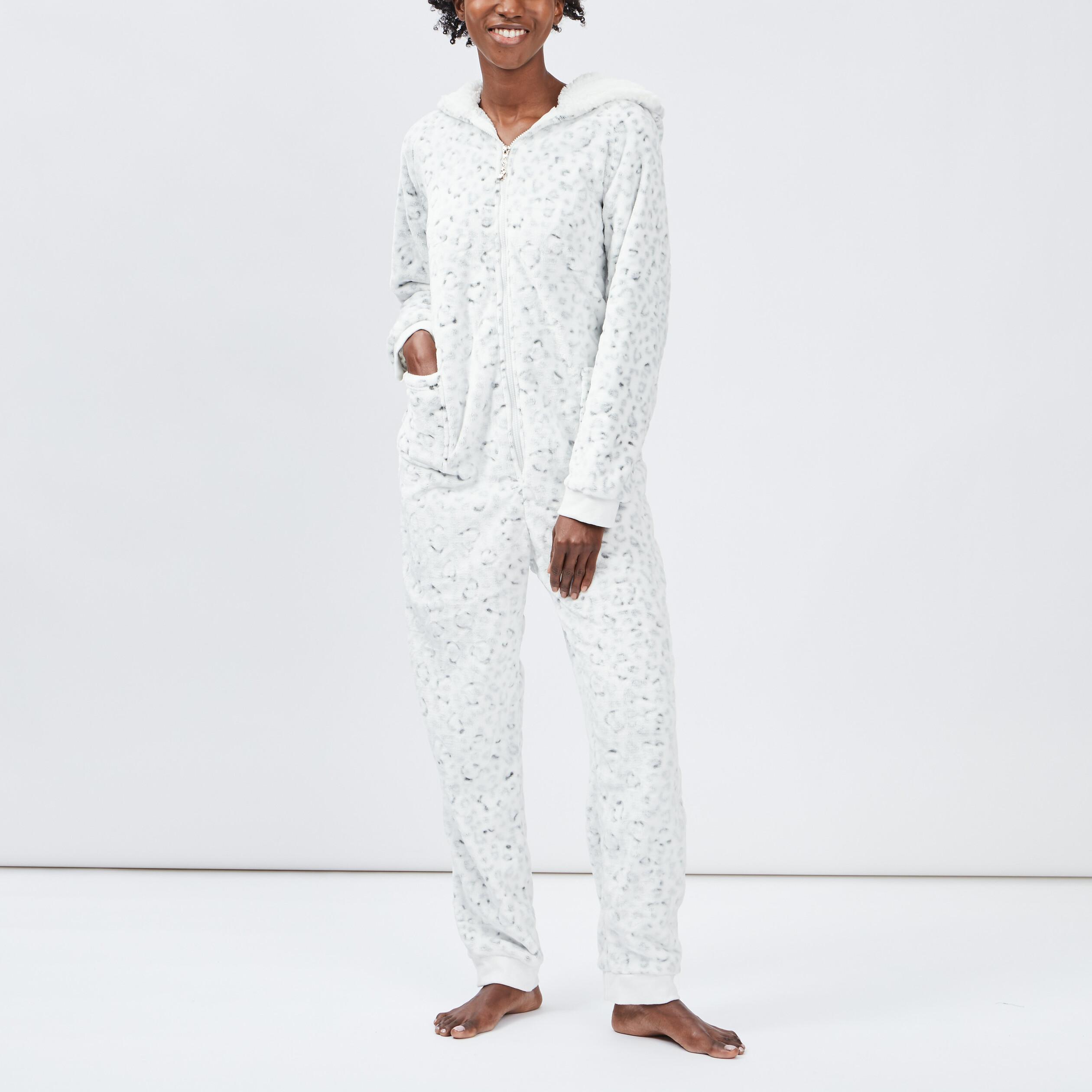 iHAZA Combinaison Pyjamas de No/ël Gar/çon Filles B/éb/é Famille Ray/é D/écontract/é V/êtements de Nuit